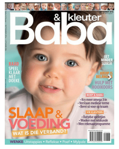 Petit Fox in baba & kleuter, south africa's most reputable Afrikaans baby magazine