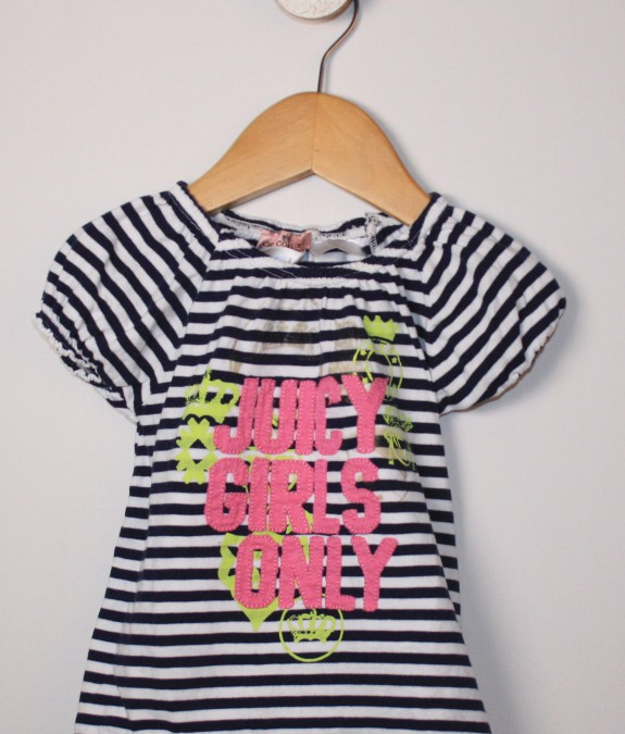 Juicy couture baby girl