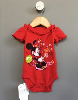 minnie onesie
