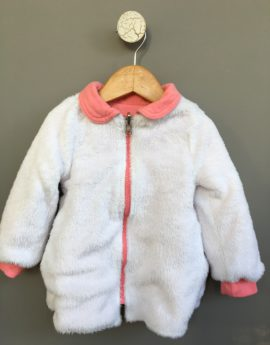 keedo jacket faux fur