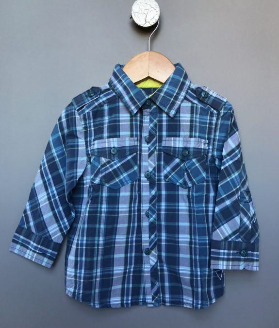 guess baby boy shirt