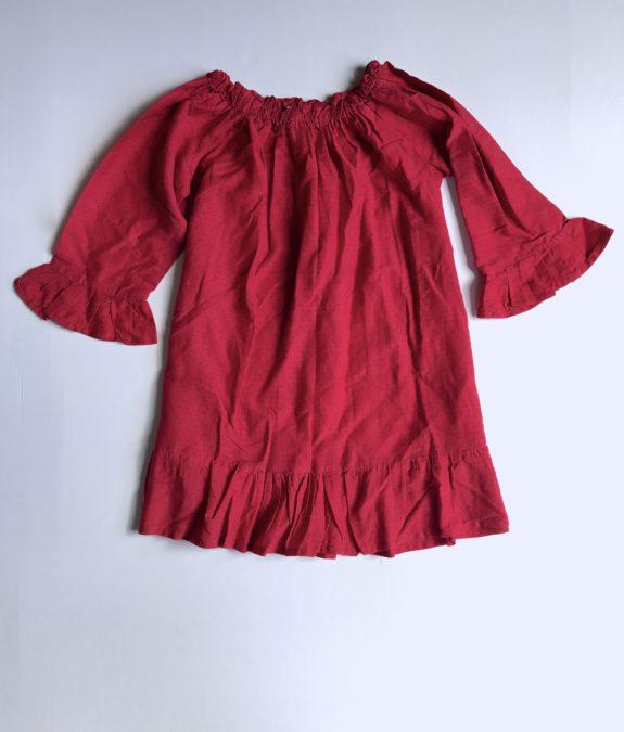 cotton dress zef