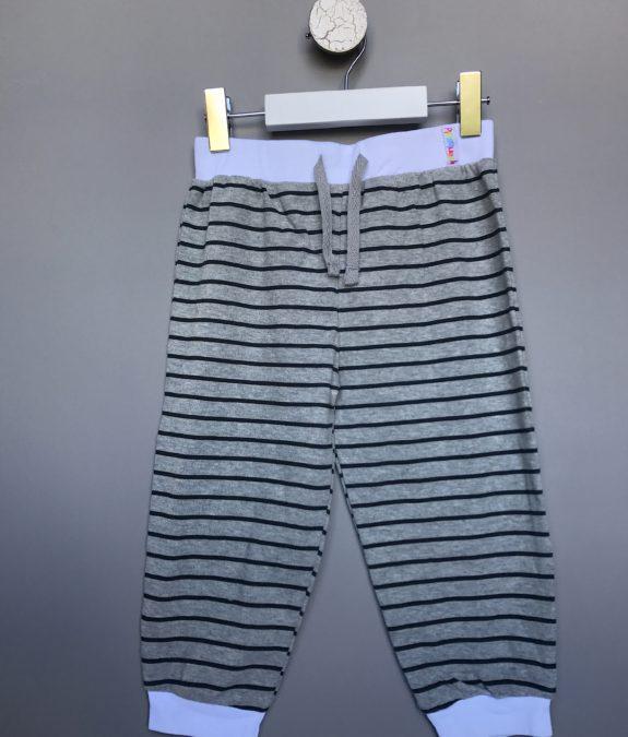 pipsqueak stripes tracksuit pants