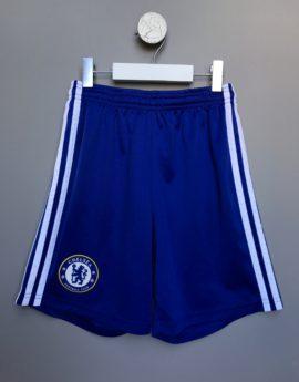 chelsea soccer shorts