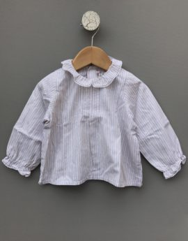 bonpoint pinstripes blouse