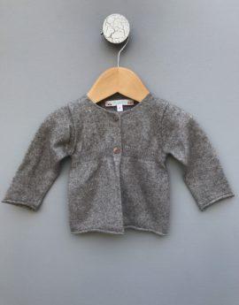cashmere angora cardigan baby bonpoint