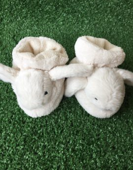 rabbit booties