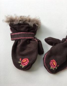h&M muffs fur