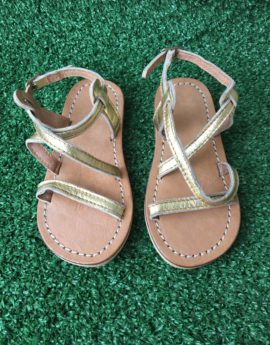 summer sandals leather