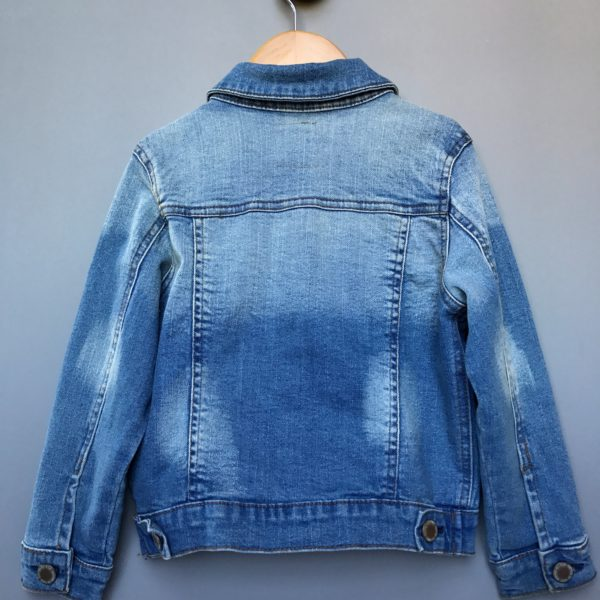 cotton on harvey denim jacket The absolute classic for any boy or girl.