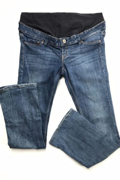 mama-boot-cut-jeans-h&m