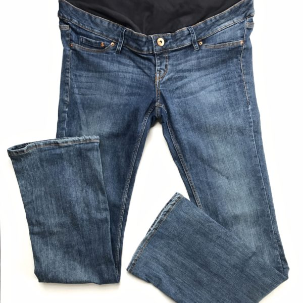 mama-boot-cut-jeans-h&m
