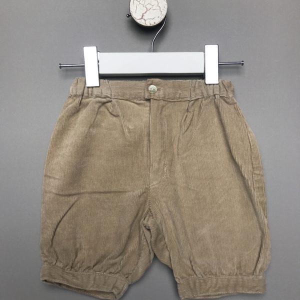 maloup shorts velours corduroy