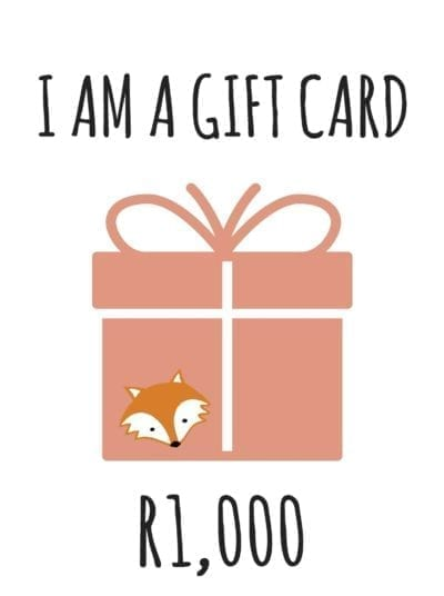 petit fox gift card buy online presents for friends and family