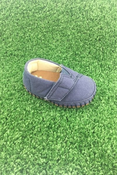 TOMS baby shoes Canvas Tiny TOMS Crib Alpargatas