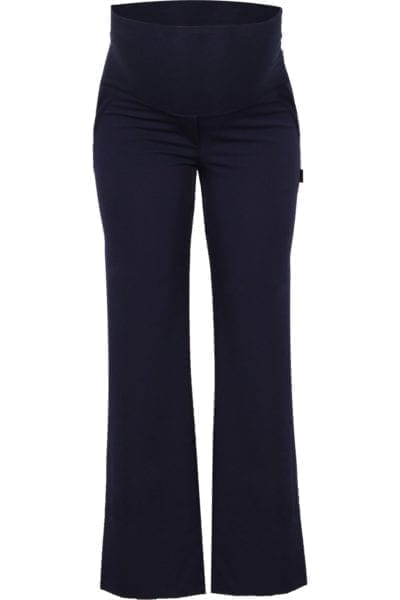0cde4111af3  NEW  Size 32 – Maternity Navy Work Pants – Cherry Melon