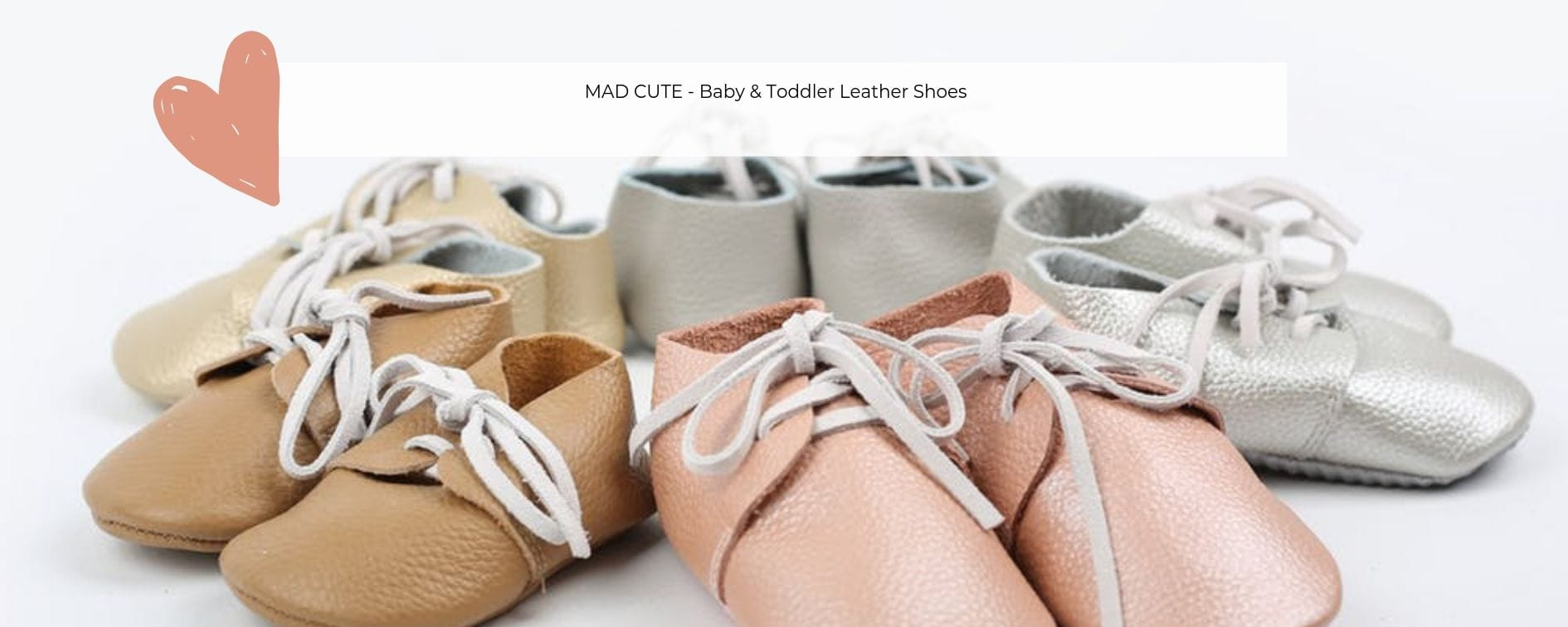 Baby & Toddler leather shoes